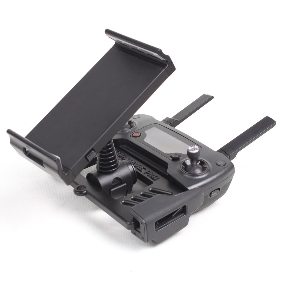 4-12in-extended-smartphone-mount-bracket-clamp-tablet-support-holder-for-dji-spark-font-b-mavic-b-font-pro-font-b-mavic-b-font-air-drone-remote-controller