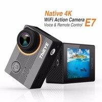 Thieye E7 Sport Action Camera ICatch V50 Sport Camera 2 0 Inch LCD Diving WiFi 4K
