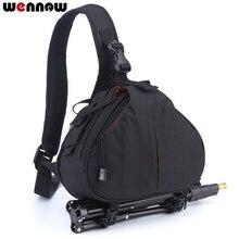 עמיד למים תרמיל כתף מצלמה תיק מקרה עבור Panasonic Lumix G80 G85 GX80 GX85 GX9 GH3 GH2 GH1 FZ82 FZ80 FZ72 FZ70 FZ100