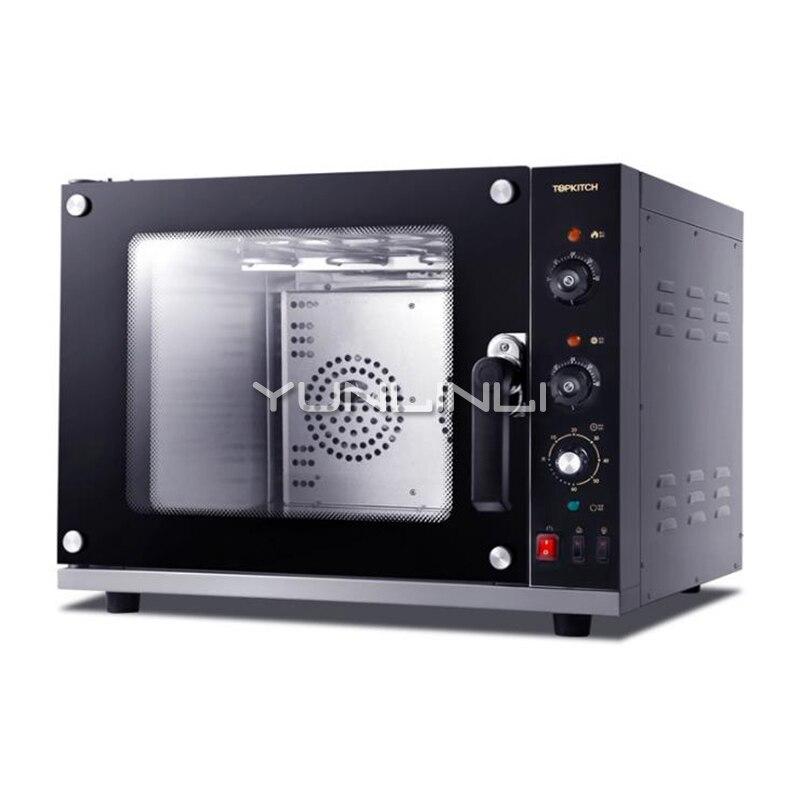 Équipement de cuisson multifonctionnel de four de cuisson de grande capacité de four électrique Commercial pour le EK01-4 de boulangerie