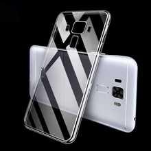 Mokoemi Fashion Clear TPU Soft Silicone 5.5For Asus Zenfone 3 Laser Case For Asus Zenfone 3 Laser ZC551KL Cell Phone Case Cover защитное стекло partner для asus zenfone3 laser zc551kl 9h