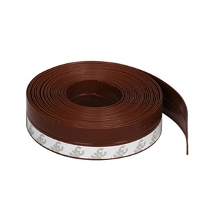 Image 4 - Silicone Self Adhesive Weather Stripping Under Door Draft Stopper Window Seal Strip Noise Stopper Insulator Door Sweep Prevent