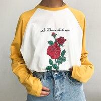 2018 Spring Make Old T Shirt Women Cotton Short Sleeve T Shirt Harajuku O Neck Couples