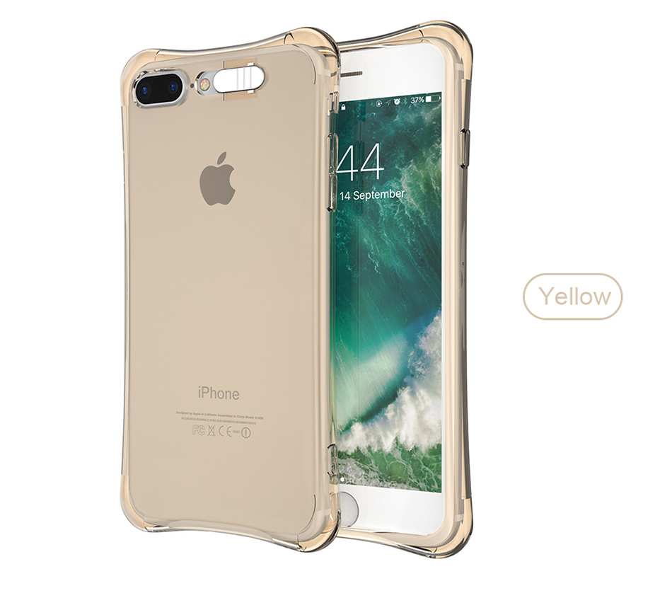 Flash TPU Case For iPhone 6 6S 7 Plus 5 5S SE YYF (13)