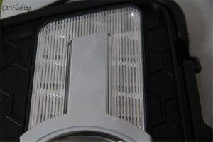 Image 4 - Car Flashing 1 set For KIA Sportage 2008 2009 2010 2011 2012 2013 12V LED DRL Daytime Running Light Daylight Fog lamp head light