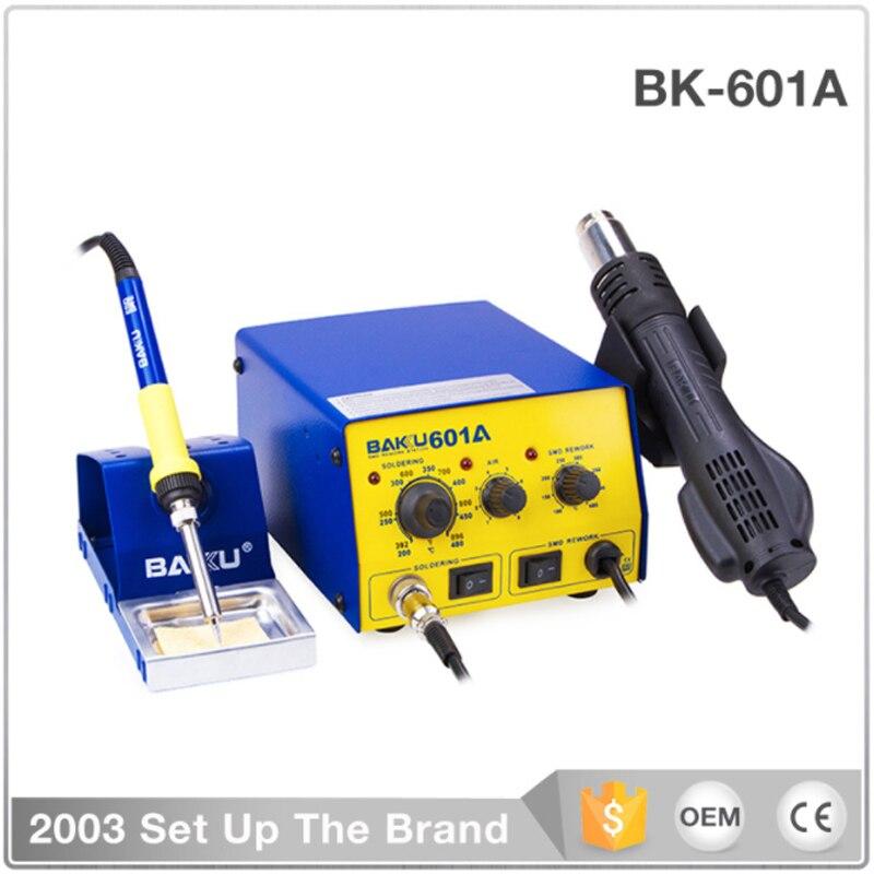 BK-601A soldering iron, 2 in 1 soldering station, phone motherboard repair tools