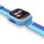 GAGAFEEL Niños Niños Relojes Inteligentes Perseguidor de Los GPS Pantalla Táctil WIFI Monitor de Bebé Inteligente Reloj Localizador Dispositivo Anti Perdido