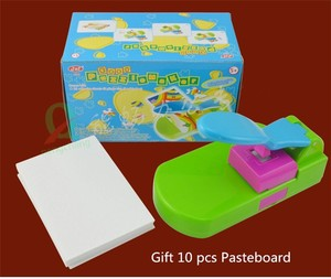 Image 3 - puzzle maker handcrafted toys, make the puzzles by yourself, craft punch / diy tools handy . puncher .puzzle