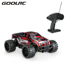 Original High Speed Off-road Monster Mini RC Car RC Remote Control Cars SUV S727 27MHz 1:16 20km/h Boys Racing Model Toys Gifts
