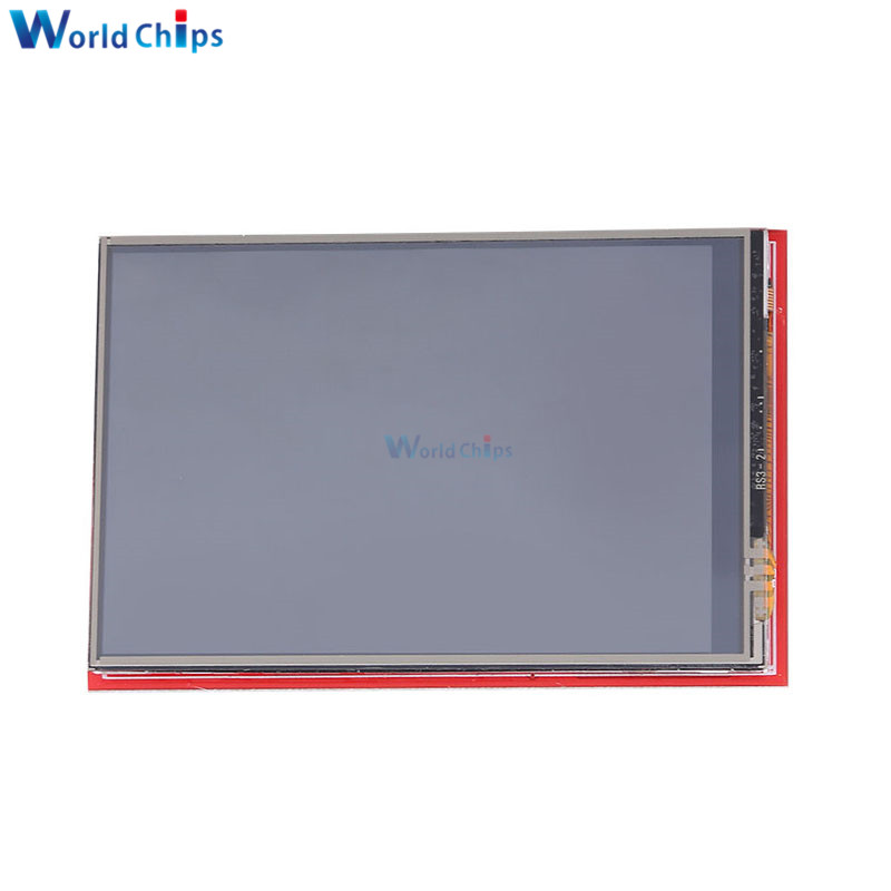 """Nano GL 3.5/"""" 480*320 TFT LCD Touch Screen Breakout Board Touch Pen for UNO R3"""