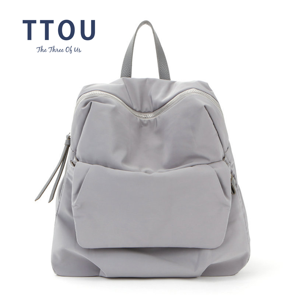 TTOU Women Casual Backpacks Ladies High Capacity Back To School Bag For Teenage Girls Travel Bags