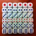 (50 peças/lote) Truques de Mágica Padrão Holiday Sale Enlightment Brinquedo Jogo Do Clube Bar Beber Dices Jogo Divertido Ferramentas Brinquedos PY155