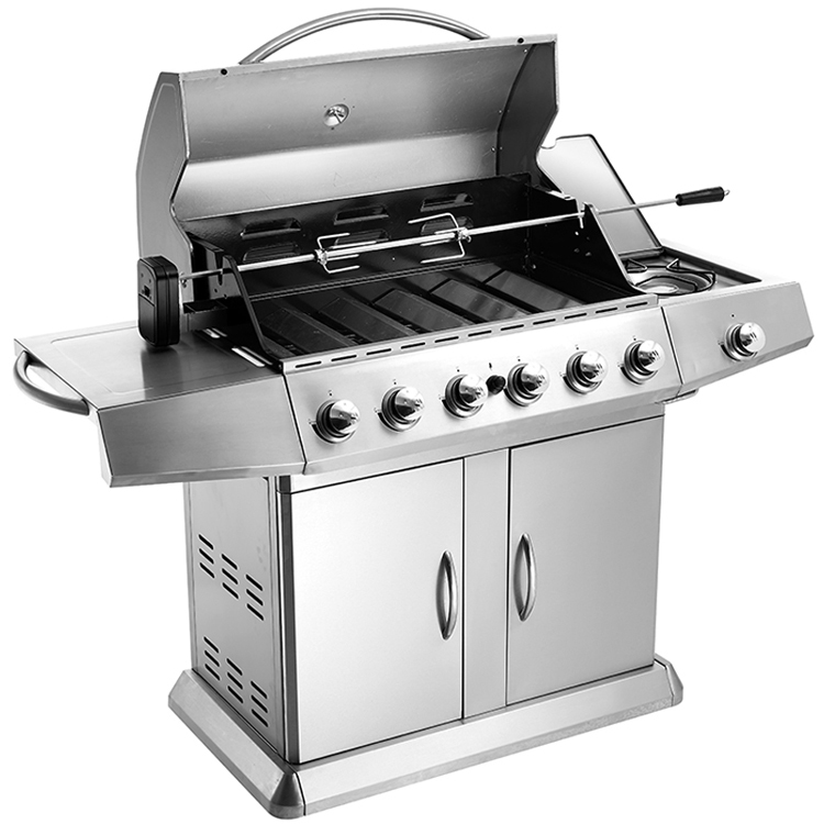 Patio Gas Grills On Sale: Hot Sale Classic Outdoor Barbecue Stainless Steel Bbq Gas