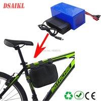 250 Вт 24 В 12ah литий ионный 7S6P Аккумулятор для электрических велосипедов с мешком ткани и зарядное устройство