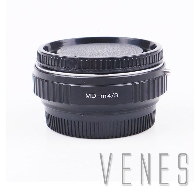 VENES MD lens M4/3 odak düşürücü hız yükseltici, adaptör halkası mikro dört Thirds 4/3 kamera, Panasonic LUMIX GX9 GX85