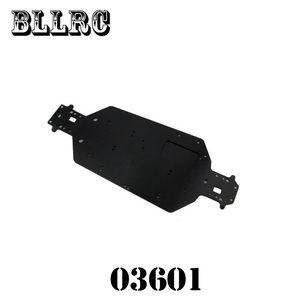 Image 5 - RC car 1/10 HSP 04001 03601 metalowa obudowa ze stopu aluminium części zamienne do Buggy Monster Bigfoot Truck 94107 94170 94118 94111