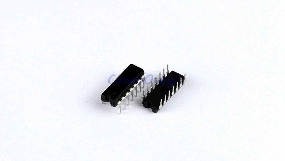 10pcs/lot SN74HC00N SN74HC00 74HC00 DIP-14 In Stock