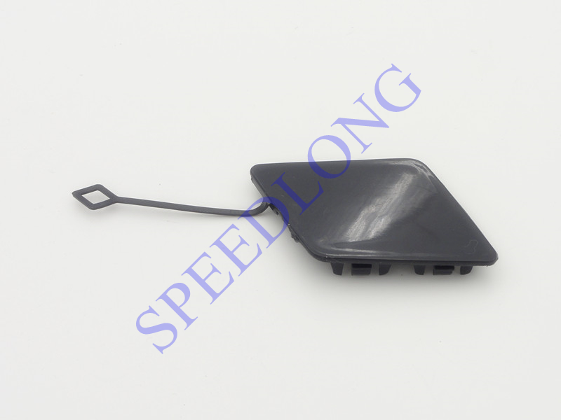 1 PC Front <font><b>bumper</b></font> towing tow hook eye cover cap 51117332682 for <font><b>BMW</b></font> 5 Series <font><b>F10</b></font> F18 2014-2015 image