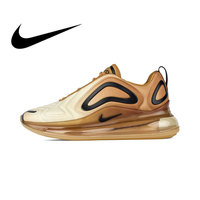 Original Authentic Nike Air Max 720 Men's Athletic Shoes Breathable and Comfortable Sports 2019 Spring New Listing AO2924 700