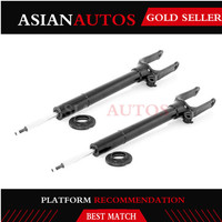 Airsusfat PAIR FRONT AIR Spring Suspension Shock Absorber for Mercedes W164 ML emi8 1643200130 strut