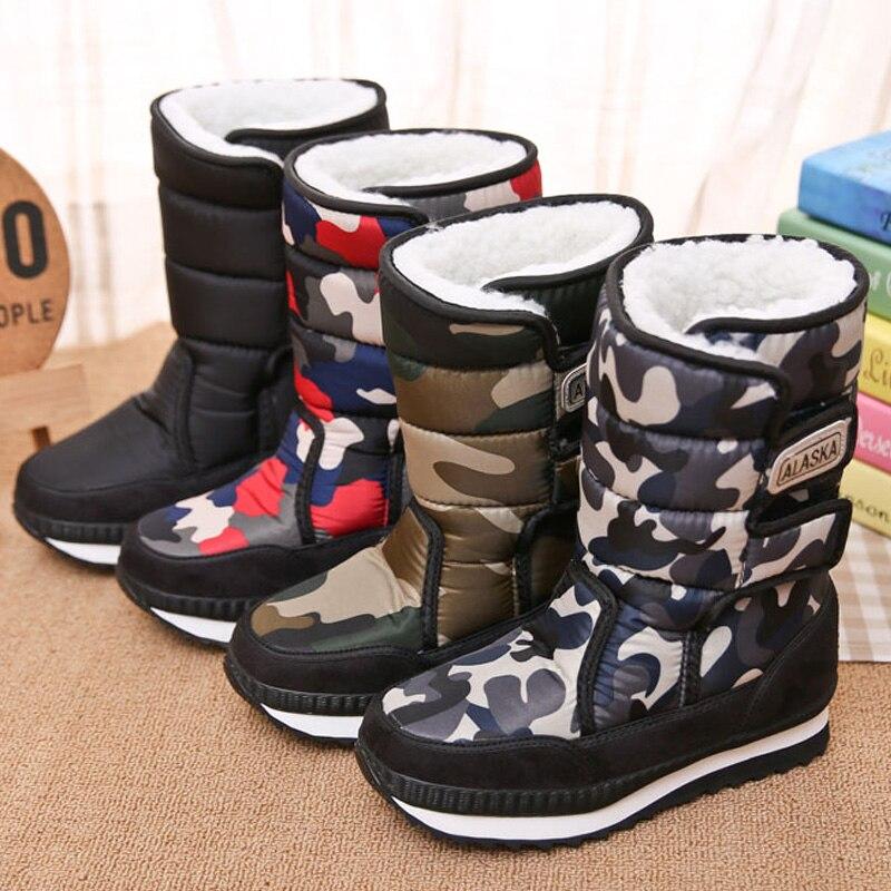 Детские ботинки, зимние ботинки для мальчиков и девочек, спортивная детская обувь для мальчиков, кроссовки, модная кожаная детская обувь, де...