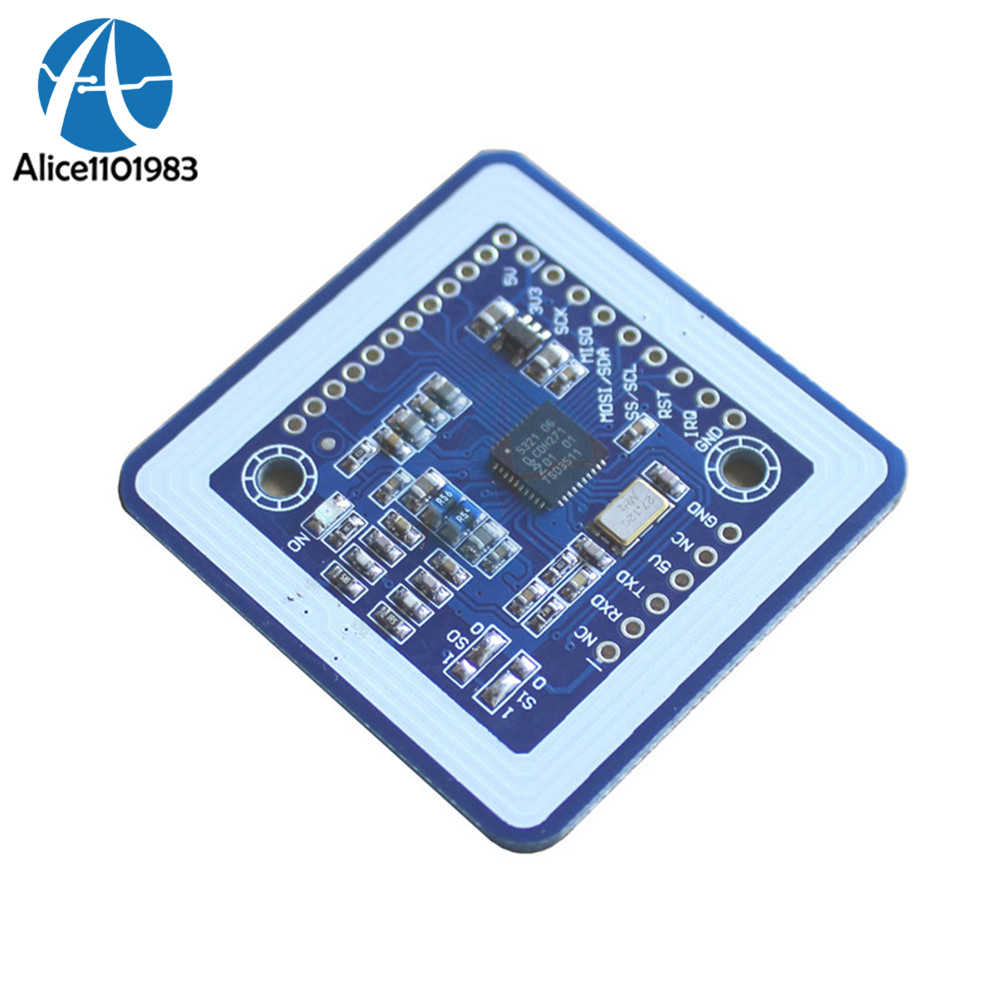 Mini PN532 NFC Module with PCB Antenna NFC RFID Reader Writer Module For  Arduino For Smart phones NFC Module DIY Kits
