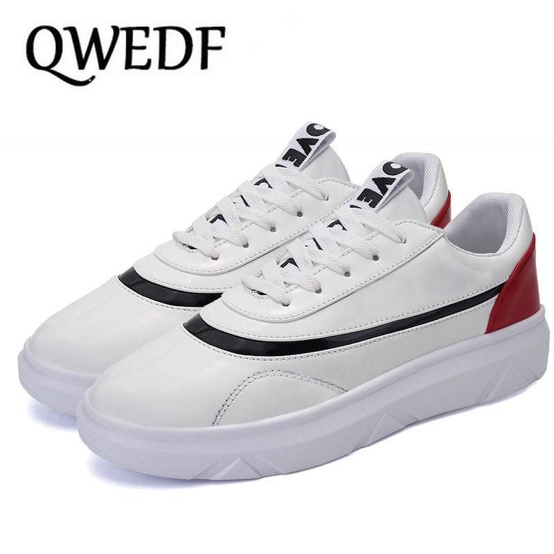 QWEDF new mens Casual Shoes canvas shoes for men Lace up Breathable fashion summer autumn Flats fashion Male lovers shoes CZ 67