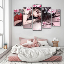 HD Person Canvas Art Print Painting Poster, Wall Pictures For Home Decoration, Decor