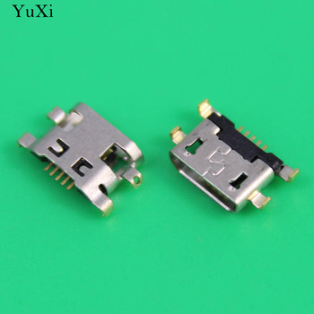 YuXi Micro 2.0 connector USB jack for phone charging used for phone for HUAWEI G7/C199/G760 image