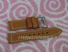 26mm width with thick shallow brown leather strap 2016 new fashion