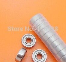 10Pcs S623ZZ SS623ZZ SB623ZZ 623ZZ 623 2RS S623 623RS Rvs 440C Kogellager 3X10X4mm Miniatuur Lager 10x3x4