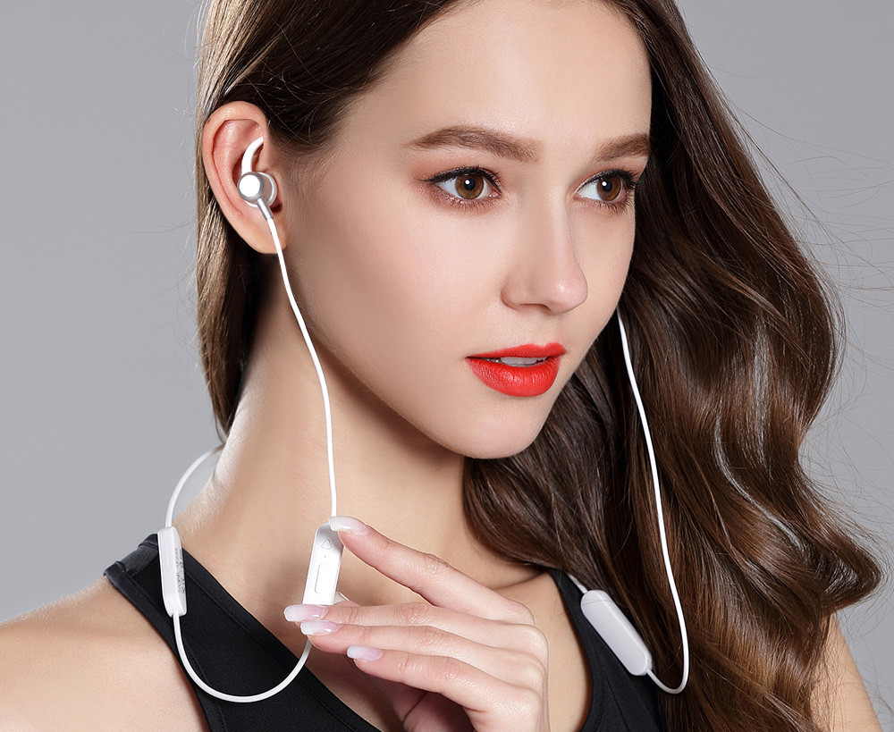 Bluetooth Headphones Wireless Sports Earphones Neckband Headset with Mic for iPhone Professional In-Ear Earphone A.19