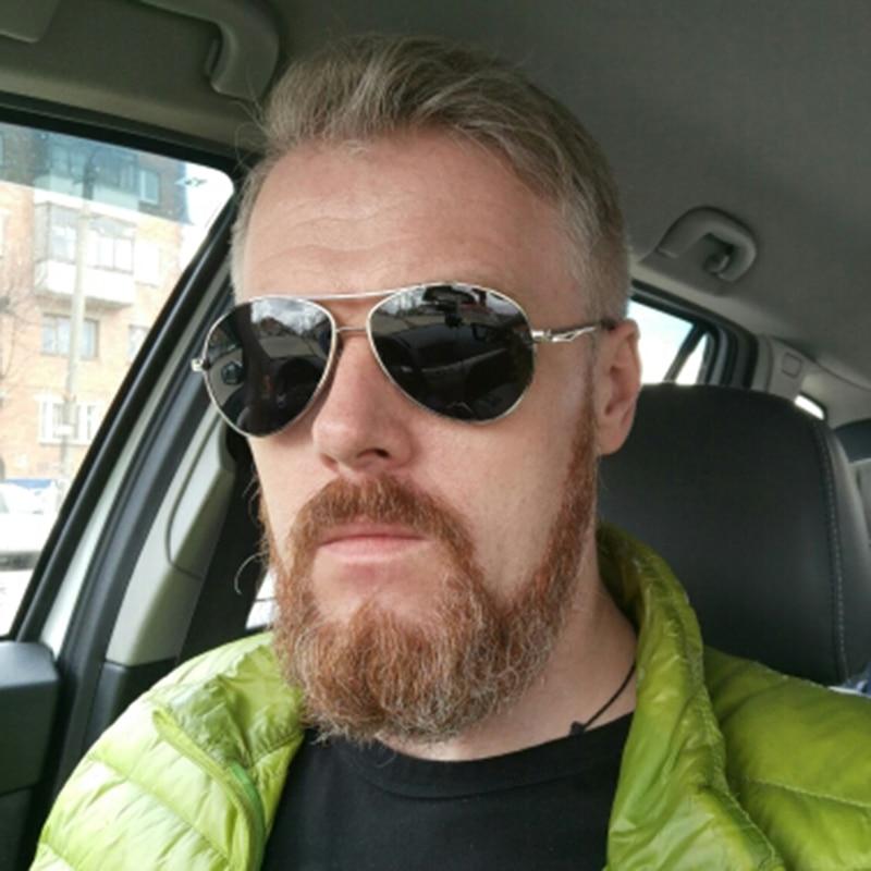 2018 Brand Designer Polarized Solglasögon Män Polaroid Goggle - Kläder tillbehör - Foto 5