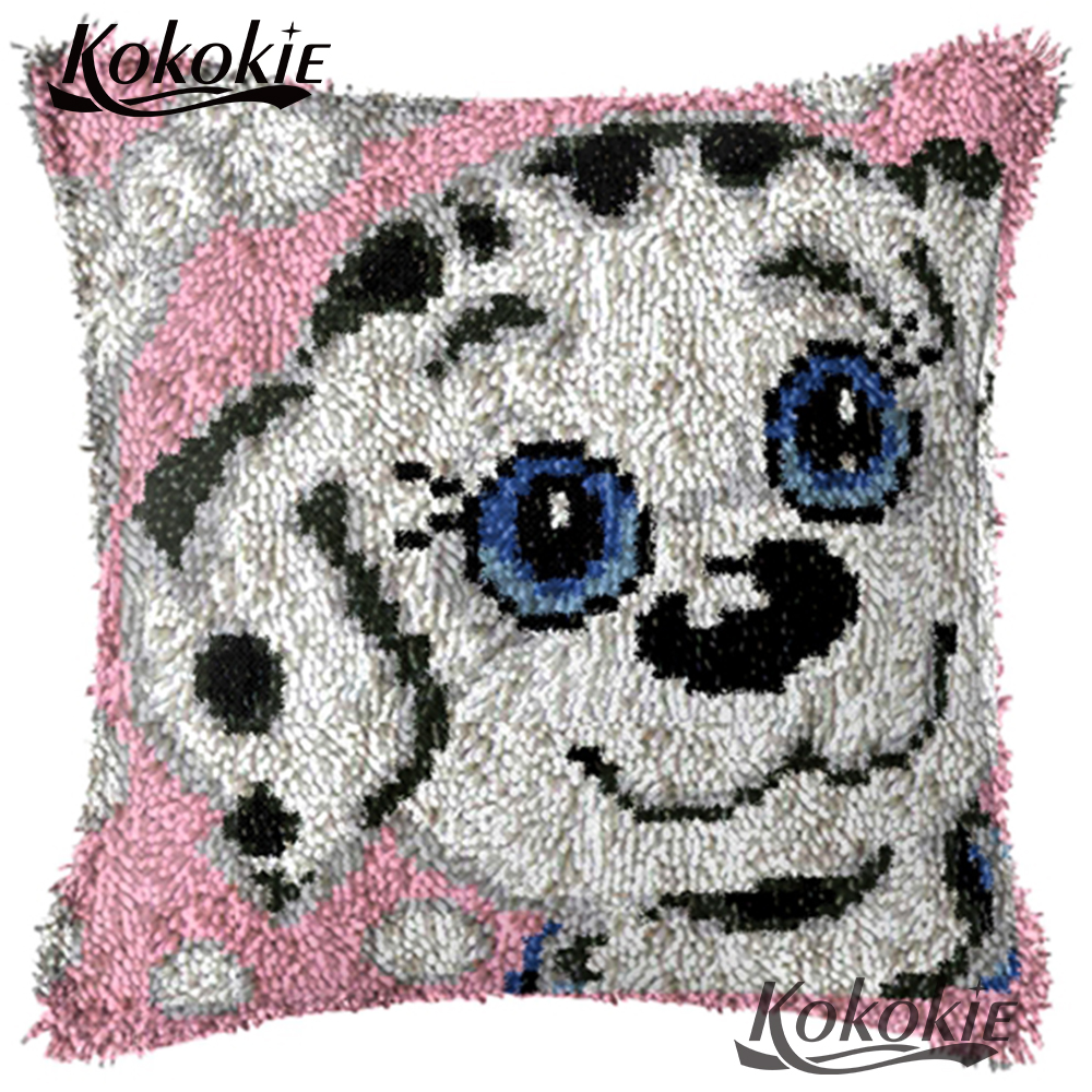 Pillow Kits Counted Cross Sch
