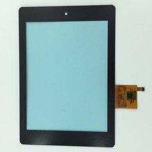 Prueba de la buena Nueva Digitalizador Panel de la Pantalla Táctil de 7.9 pulgadas fuera de la pantalla repuesto para Acer Iconia A1 A1-810 A1 810 Tableta A1-811 PC