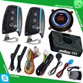 car Passive keyless entry automotive car alarm working with auto window up module engine start stop button