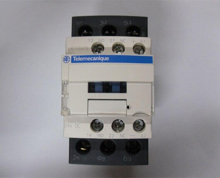 TeSys D contactor LC1D25BD LC1 D25BD 25A 3NO