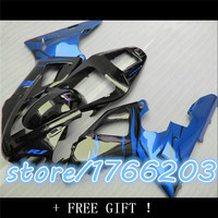 +Body For 98 99 YZF R1 YZF 1000 Blue black R1 1998 1999 YZFR1 YZF1000 YZF R1 98 99 Fairing Blue black Kit Ning