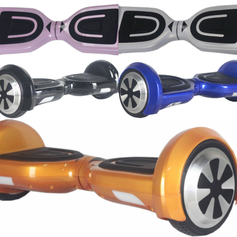6 Color 2 Wheel R1 Self Electric Balance Scooter With UL2272 CE FCC Certificate Free Shipping No Tax to European and US