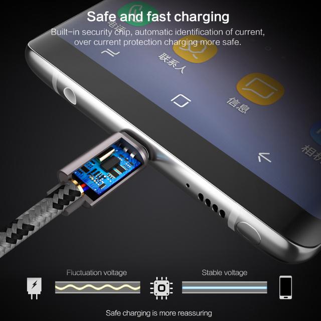 PZOZ USB Type-C Charging Cable