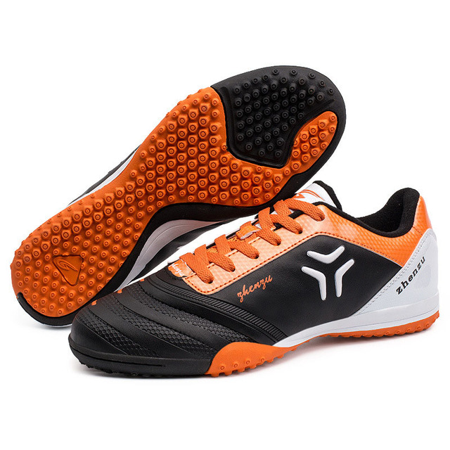 Professional Soccer Shoes Turf Men Football Shoes Kids Boys Sneakers Indoor Superfly Futsal Shoes Original Soccer Cleats