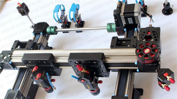 1550X1050 one head Laser cutting machine cnc linear belt drive actuator motion rail module manufacturer professional manufacturer linear rail guideway double actuator mini way belt drive actuator for laser machine
