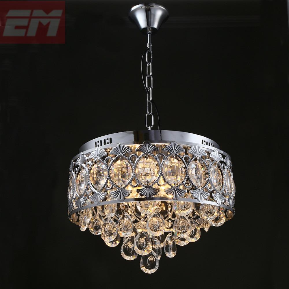 Pendant Light Sale: Modern Round Crystal Lamp Pendant Lamp Hot Sale Led