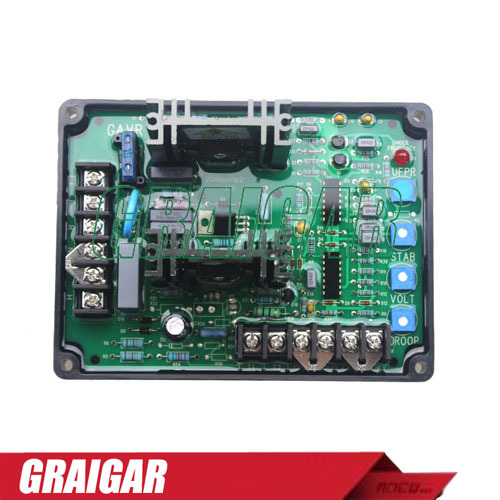 Free Shipping 5pcs/lot General AVR GAVR-15A Universal GAVR 15A for Brushless Generator general automatic voltage regulator gavr 8a gavr 8a free fast shipping