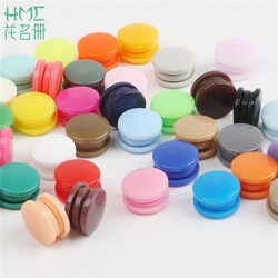 Wholesale 50 Sets 12mm Round Plastic Snaps Button Fasteners Quilt Cover Sheet Button Garment Accessories For Baby Clothes Clips