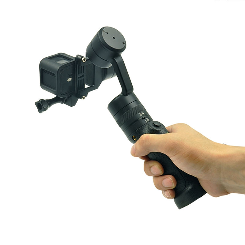 Handheld Brushless Gimbal Camera Stabilizer Support For GoPro 3/3+/4/5 For Xiaoyi  For SJCAM [hk stock][official international version] xiaoyi yi 3 axis handheld gimbal stabilizer yi 4k action camera kit ambarella a9se75 sony imx377 12mp 155 degree 1400mah eis ldc sport camera black