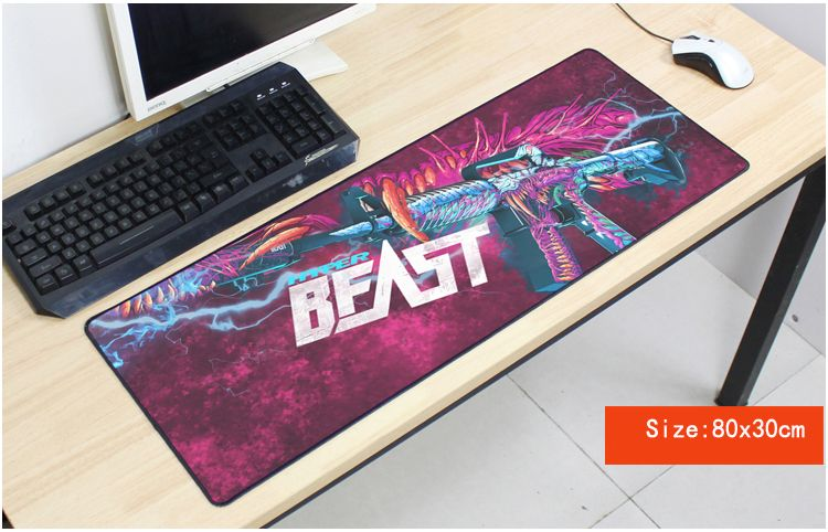 gear mouse pad size 800x300x2mm gaming mousepad gamer mouse mat pad game computer High end desk