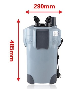 SUNSUN HW-404B 4-STAGE EXTERNAL CANISTER FILTER