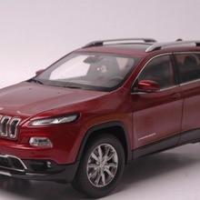 1:32 Jeep Grand Cherokee Trackhawk SUV Die Cast Modellauto Spielzeug Sammlung