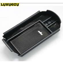 Car Interior Central Armrest Console Tray Stowing Box Container For Toyota C-HR Chr 2016 2017 2018 Accessories